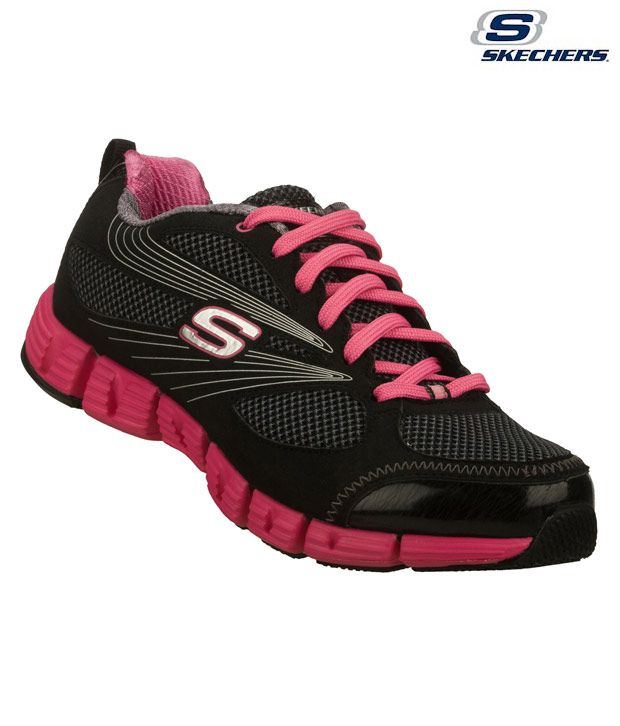ladies rubber shoes skechers