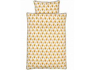 prachtige dekbed ledikant 'dotty' Ferm Living   kinderen-shop Kleine Zebra