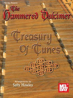 hammered dulcimer treasury of tunes book