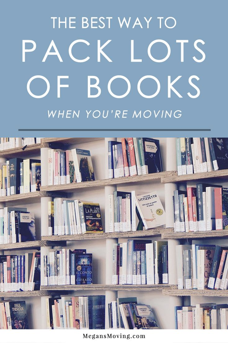 Packing Books For A Move Packing Books Moving Hacks Packing