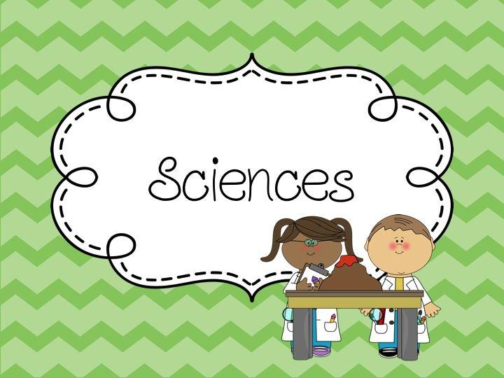 Expériences et matériel pour les sciences au primaire