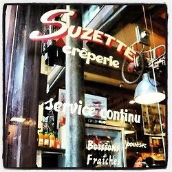 Creperie Suzette, Marais, Paris