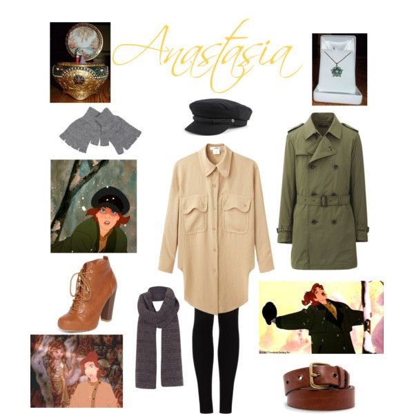 Anastasia! :) ( not disney, but still! )
