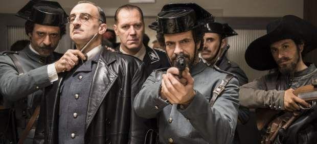 RTVE da luz verde a una tercera temporada de 'El Ministerio del Tiempo' con muchos más medios - 20minutos.es