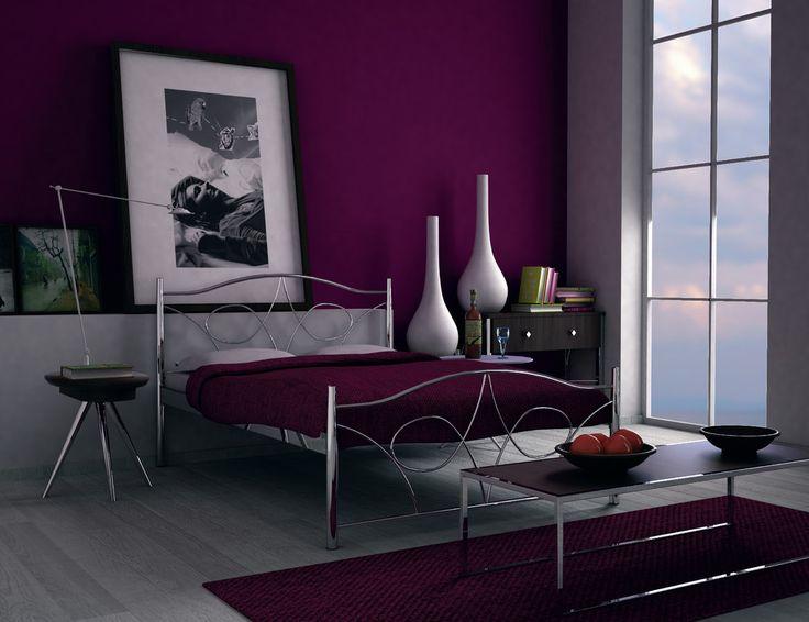17 best images about maroon interior on pinterest maroon for Aubergine bathroom ideas