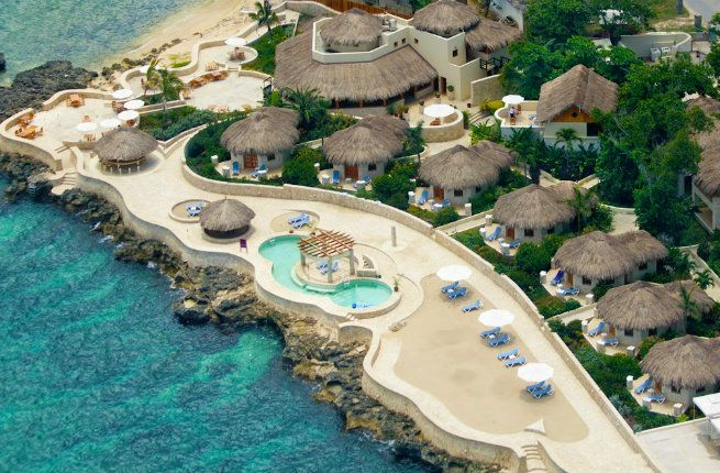 Cheap and Chic: 14 Affordable Caribbean Hotels |  The Spa Retreat Boutique Hotel Where: Negril, Jamaica