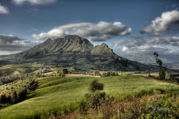 Delaire Graff Estate - Stellenbosch, Western Cape, South Africa