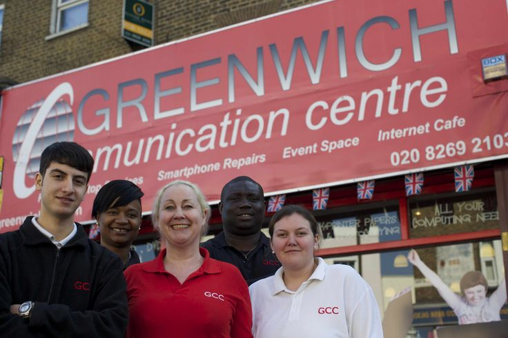 Our proud team outside our #Greenwich shop in 2013. Left to right: Pouya, Goretti, Lorraine, George and Kelly.