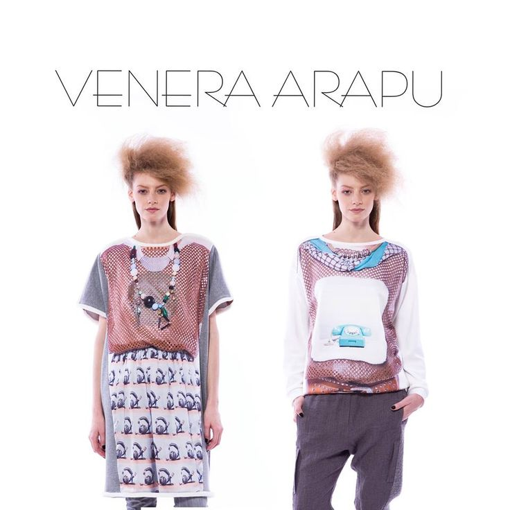 How do you wear your prints? We like ours with an extra dose of confidence. Take your pick: shop.venera-arapu.com.