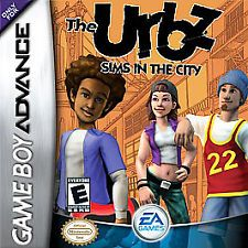 """Urbz: Sims in the City"" Gameboy Game"