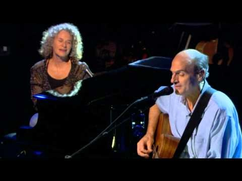 Something In The Way She Moves - James Taylor with Carol King