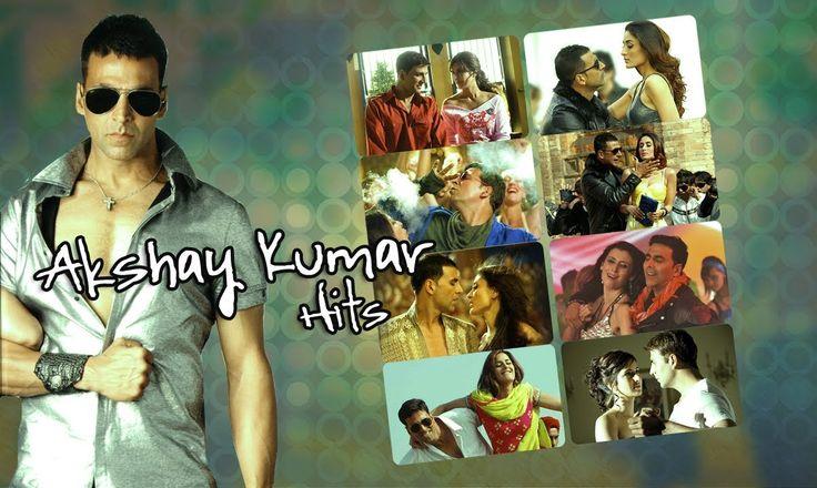 Best Of Akshay Kumar | Hindi Songs | Jukebox