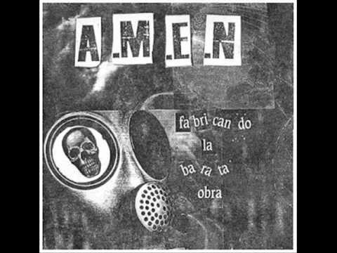 A.M.E.N HABLEN DE MI