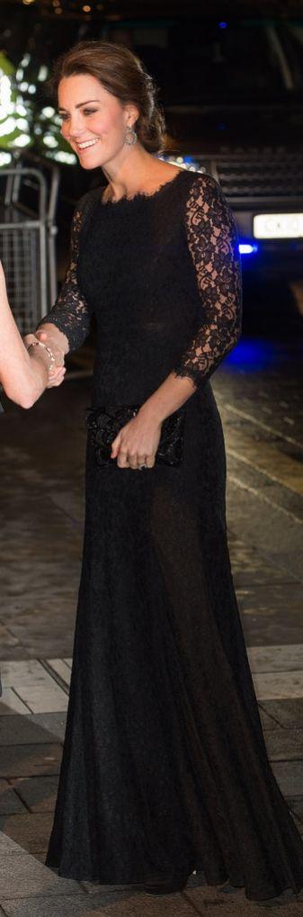 Kate Middleton in DVF