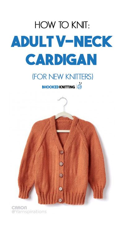 726e09c4a68d01 How to Knit a Cardigan for New Knitters