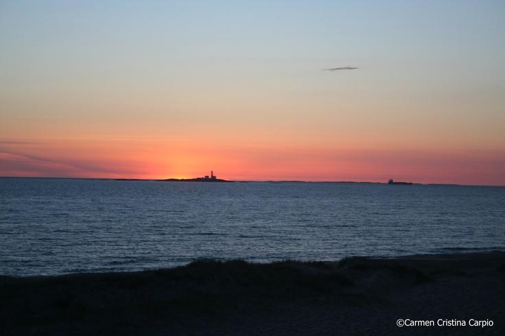 Beautiful Sunset #Jæren. Guess the place.