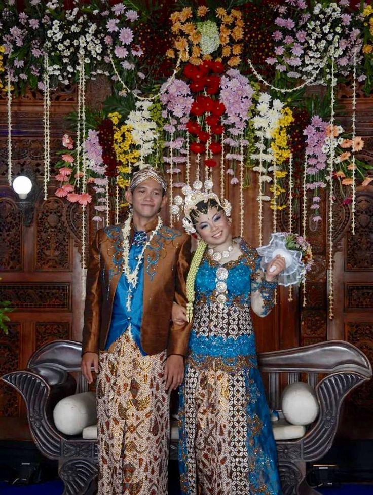 Javanese wedding: Andik & Dindy
