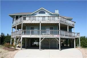 Beaching It Back East Outer Banks Rentals | Whalehead Beach - Oceanside OBX Vacation Rentals