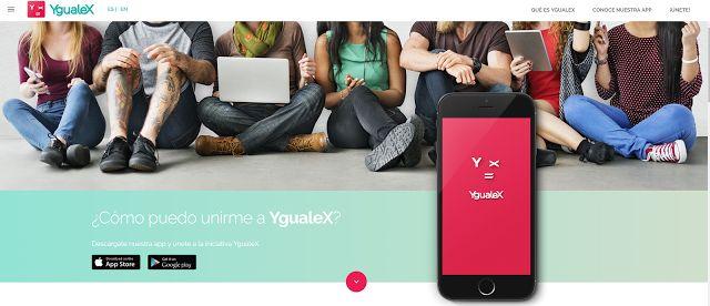 Crea y aprende con Laura: @YgualeX, Una #App contra la #ViolenciaDeGénero en...