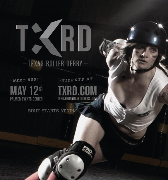 TXRD Lonestar Rollergirls Logo and IdentityDerby Bout, Rollers Derby Graphics Design, Bout Posters, Lonestar Rollergirl, Txrd Lonestar, Rollers Derby Posters, Rollergirl Logo, Derby Derby, Roller Derby