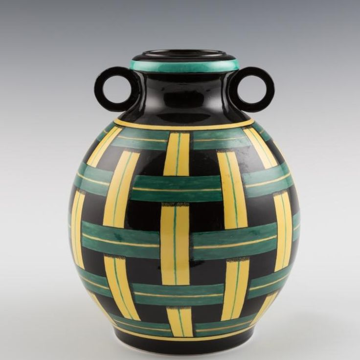 Gio Ponti for Richard Ginori - Double Handled Vase