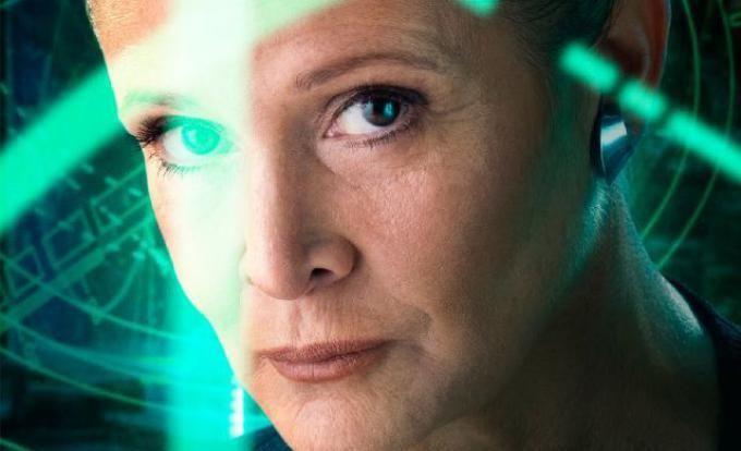 Quale futuro per Leila Organa nella saga #StarWars con la morte di #CarrieFisher?