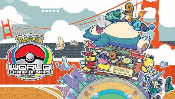 Other Pok mon TCG Items 2608: New Pokemon 2016 World Championship San Francisco Playing Mat!! -> BUY IT NOW ONLY: $59.95 on eBay!