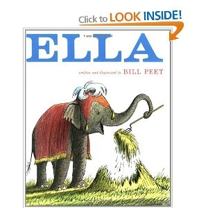 Legendary Disney story man Bill Peet, and his dozens of charming storybooks