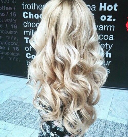 i want this hair!!!!!