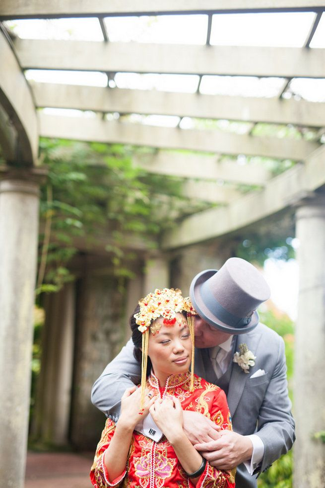 Multicultural Chinese Western Wedding http://www.confettidaydreams.com/multicultural-chinese-western-wedding/
