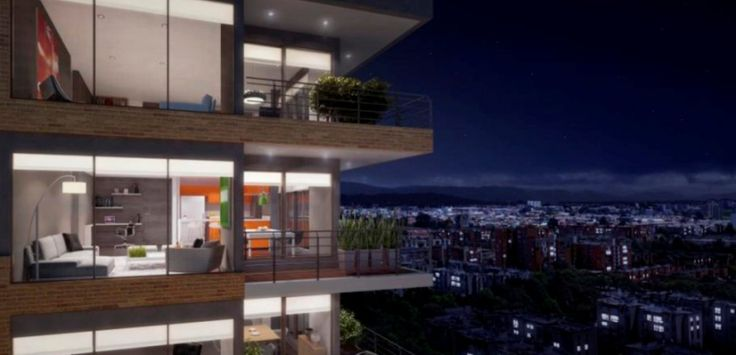 RESERVA ENTRECEDROS Apartamentos USAQUEN, Bogotá, Cundinamarca, Colombia.