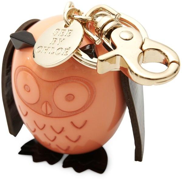 See by Chloe - Owl key ring