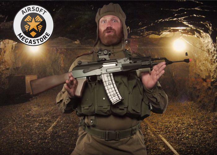 AMS Custom AK Gun Builder Giveaway Winner