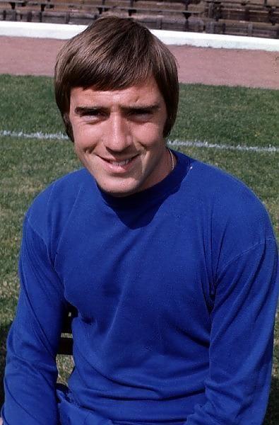 Garry Pendry Birmingham City 1970