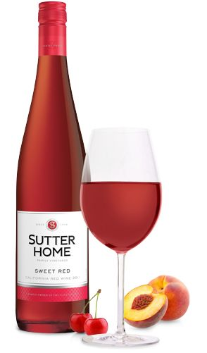 Sweet Red Wine | Sutter Home
