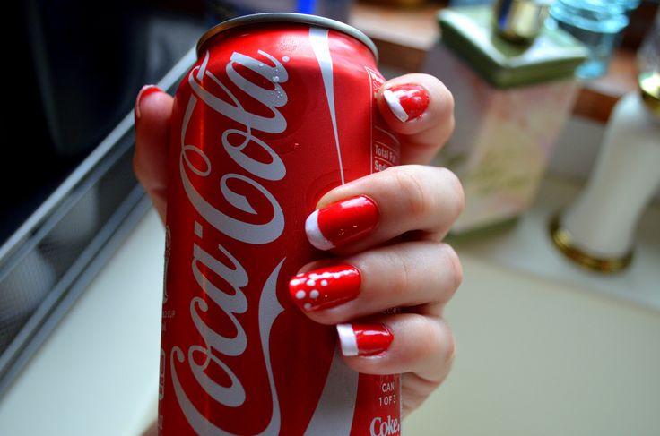 Coke nails#1