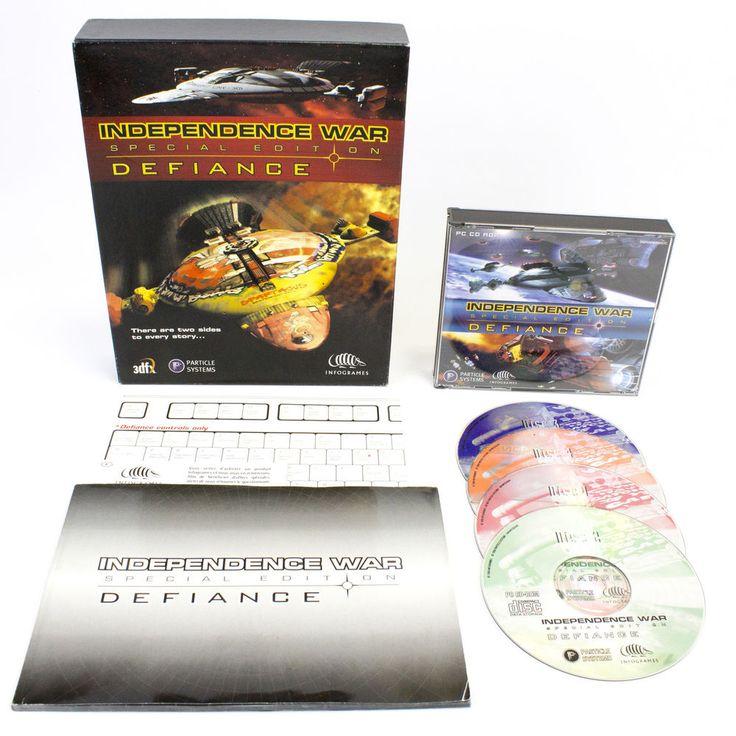 Independence War: The Starship Simulator (I-WAR) Special Edition, War Defiance