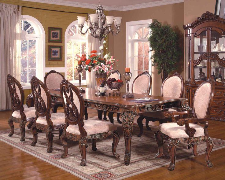 57 best Formal Dining Tables images on Pinterest Formal dining