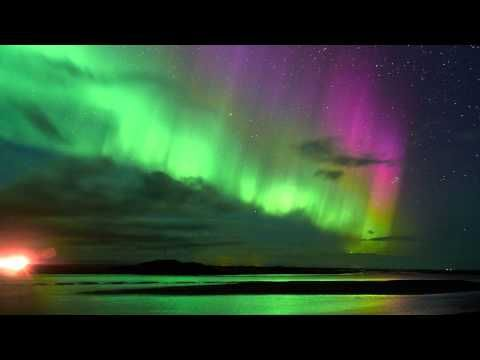 Dream Sleep Aurora Borealis | Deep Sleep Music with Delta Waves - YouTube