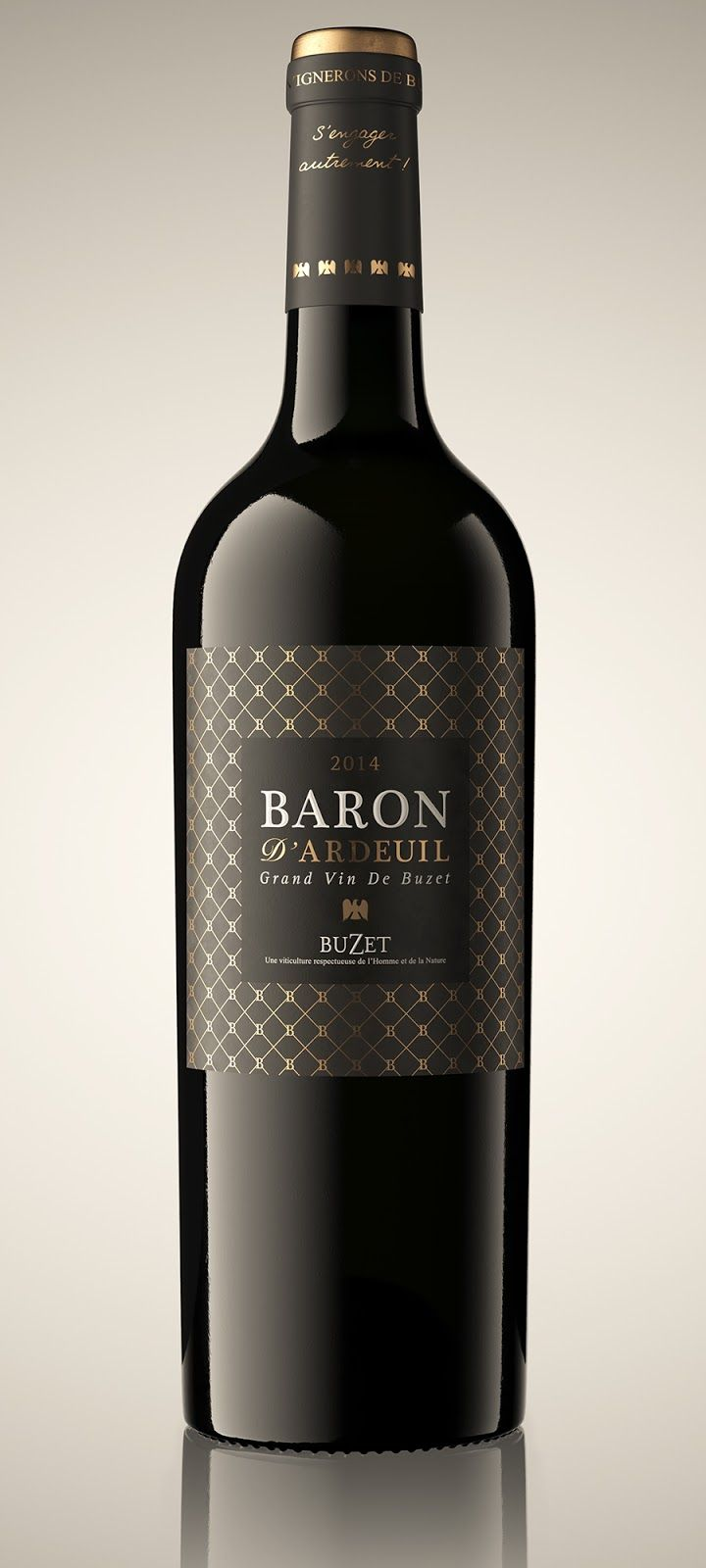 Baron d' Ardeuil on Packaging of the World - Creative Package Design Gallery