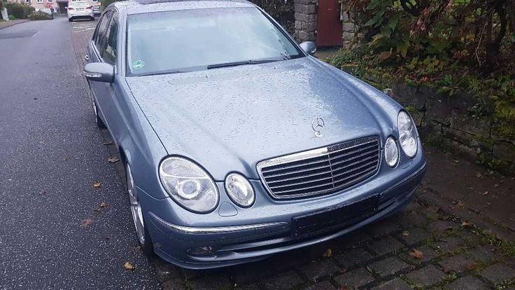Mercedes w 211  E 240 Avantgarde