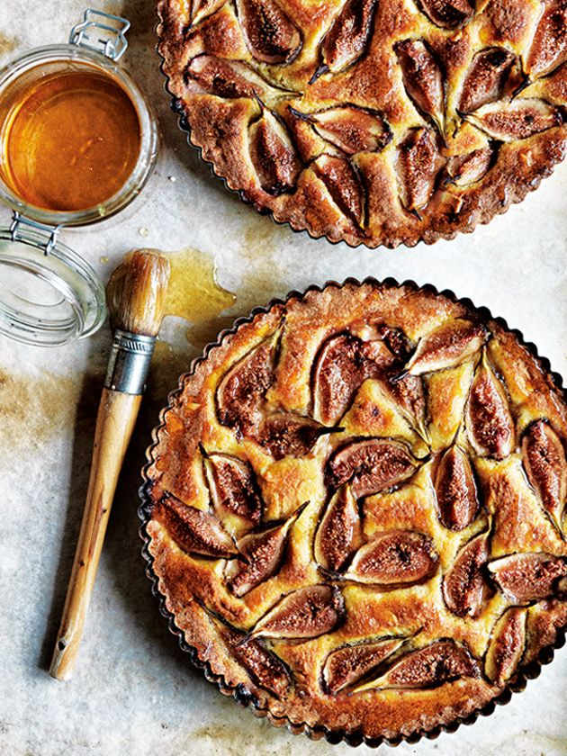 This beautiful tart will make a sweet statement at parties or picnics.