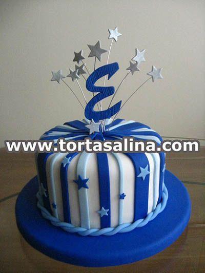 Torta de Cumpleaños de hombre