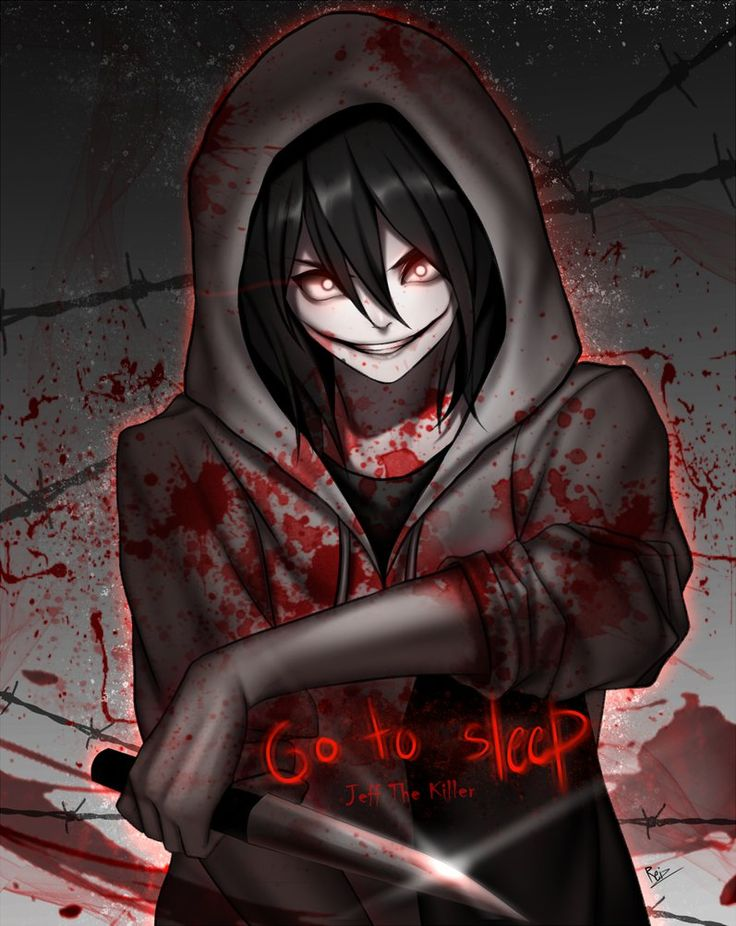 Jeff The Killer by ReizDrawing on DeviantArt