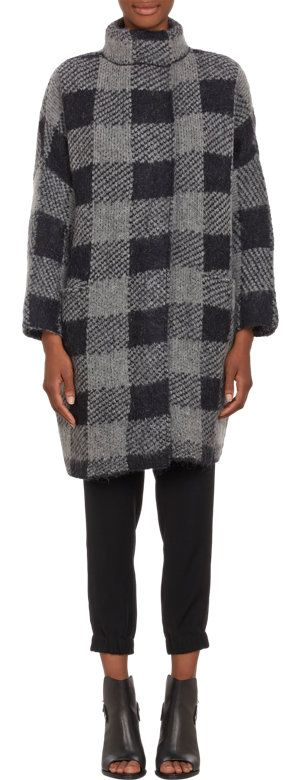 "Rag & Bone ""Cammie"" Sweater Coat at Barneys.com"