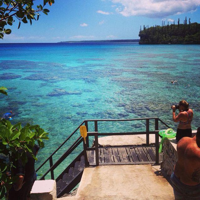 Lifou Island, New Caledonia