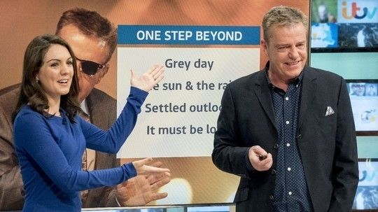 Celebrity Weather with ... Suggs