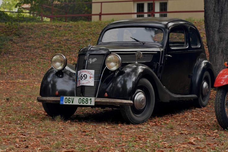 1939 Praga Piccolo P35