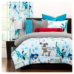 Crayola Chase Your Dreams Comforter Set : Target