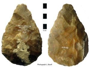 Nutrients in food vital to location of early human settlements